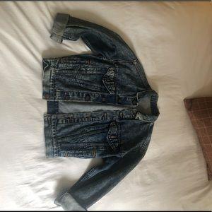 vintage jean jacket levi's